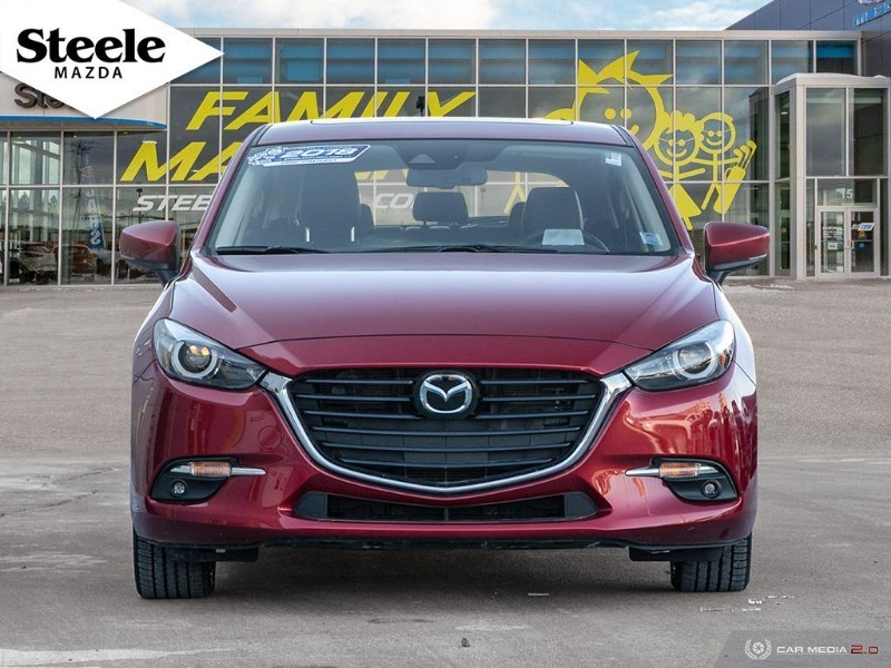 Pre-Owned 2018 mazda mazda3 gt(no payments for 90 days)
