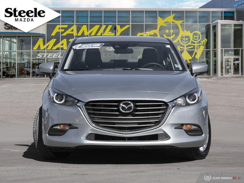 Pre-Owned 2018 mazda mazda3 gs (no payments for 90 days)
