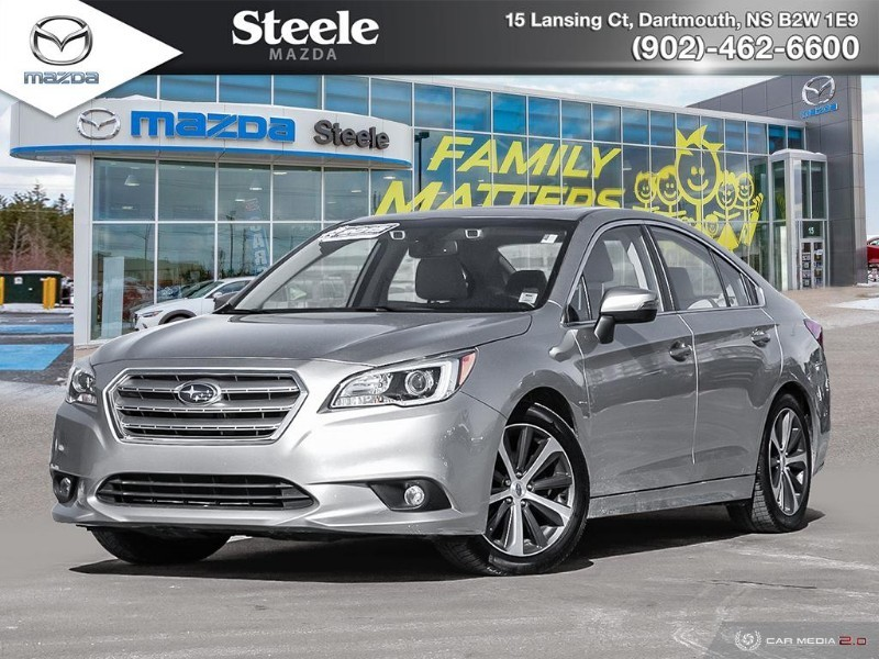 Pre-Owned 2015 subaru legacy 2.5i w/limited & tech pkg