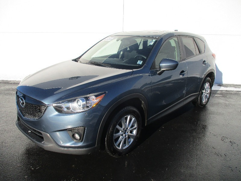 Pre-Owned 2014 mazda cx-5 gs (includes no charge warranty)