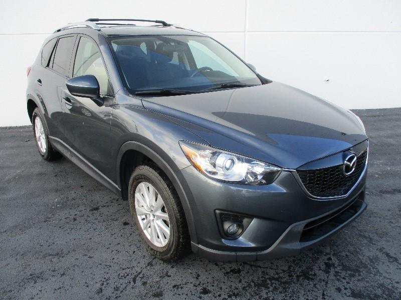 Pre-Owned 2013 mazda cx-5 gs (includes no charge warranty)
