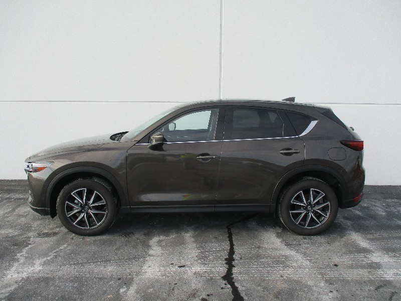 Pre-Owned 2018 mazda cx-5 gt (includes no charge warranty)