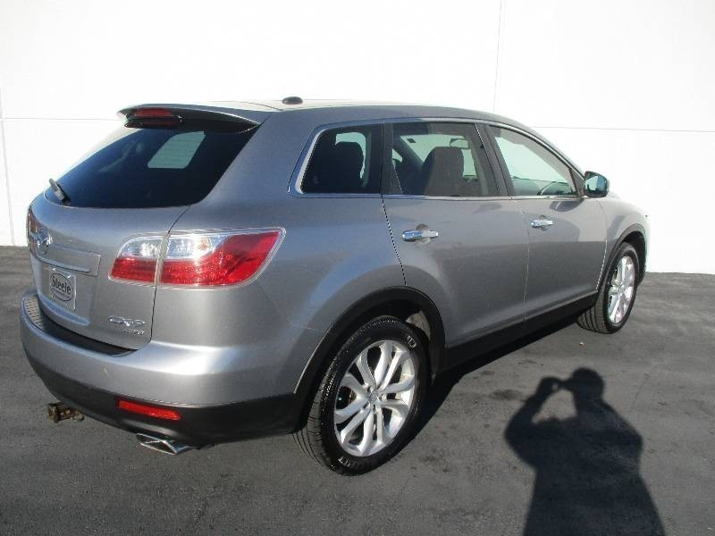 Pre-Owned 2011 mazda cx-9 gt w/ leather navigation