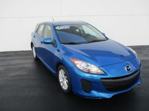 Pre-Owned 2013 mazda mazda3 gs-sky (includes no charge warranty)