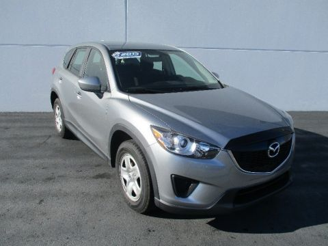 Pre-Owned 2013 mazda cx-5 gx (includes a no charge warranty)