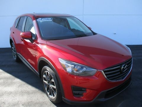 Pre-Owned 2016 mazda cx-5 gt (includes a no charge warranty)